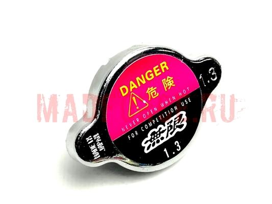 Крышка радиатора MUGEN Style (давление 1.3)