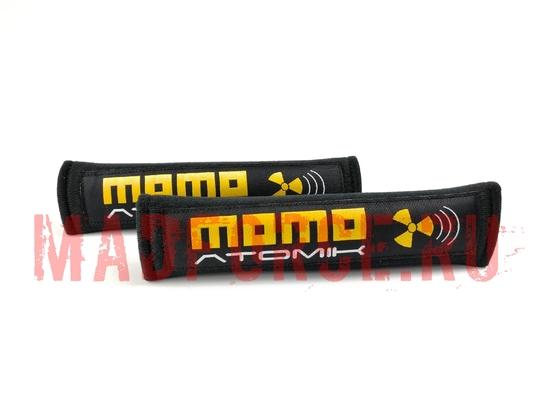 Накладки на ремень MOMO Atomic