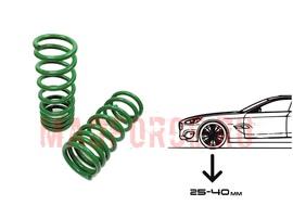 Пружины заниженные Toyota JZX90-100 пара, передние