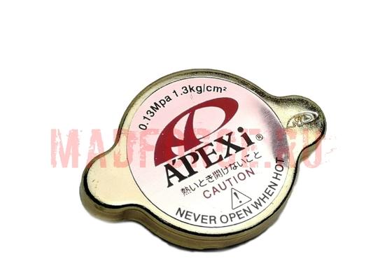 Крышка радиатора APEXi cover (давление 1.3)