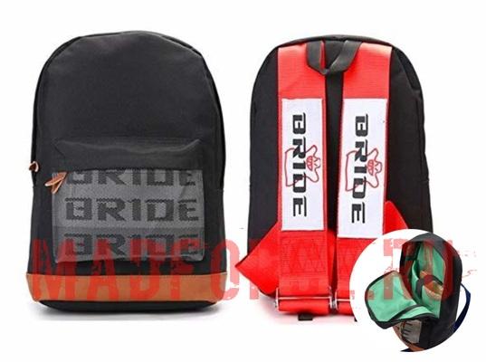 Рюкзак BRIDE ремни BRIDE (красные)