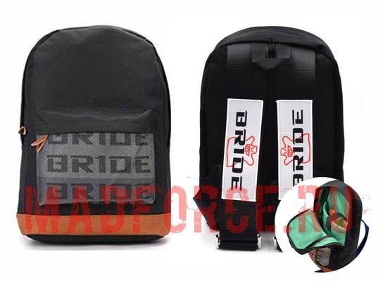 Рюкзак BRIDE ремни BRIDE (черные)