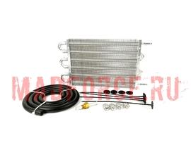 Радиатор трансмиссионный серебро малый 250*190*20