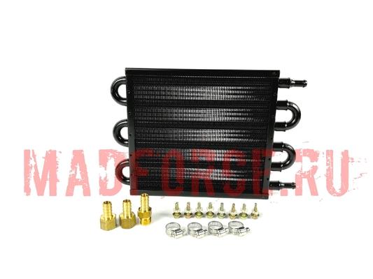 Радиатор трансмиссионный черный малый 215*195*26