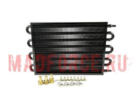 Радиатор трансмиссионный черный большой 305*255*20