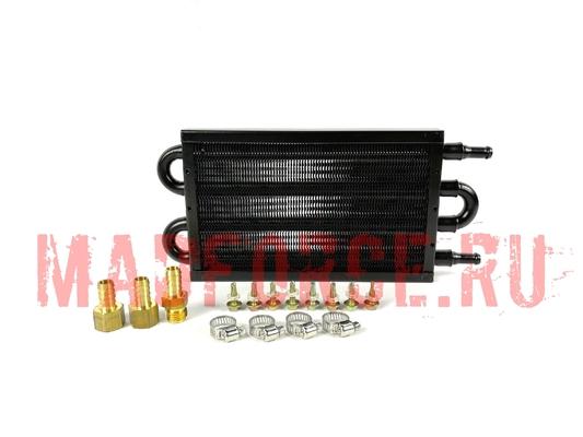 Радиатор трансмиссионный черный малый 215*132*26