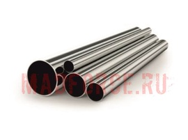 Труба нержавеющая сталь SS304 ( 1метр)