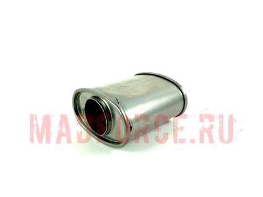 Пламегаситель овальный Greddy Style 210 мм
