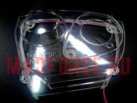 Крышка ГРМ пластиковая Nissan RB25DET