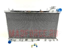 Радиатор алюминиевый Subaru Forester SG5 AT 26мм (атмо) MF