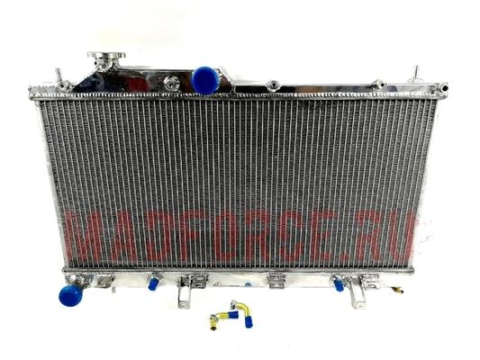 Радиатор алюминиевый Subaru Impreza GR, Legacy BL-BP5, Forester SH, Outback 05-14 AT 26мм MF