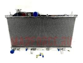 Радиатор алюминиевый Subaru Impreza GR, Legacy BL-BP5, Forester SH, Outback 05-14 AT 40мм MF