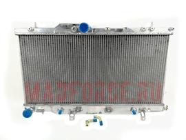Радиатор алюминиевый Subaru Legacy BE5/BH5 AT 40мм MF