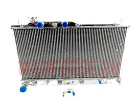Радиатор алюминиевый Subaru Outback V6 03-09 AT 40мм MF