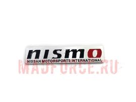 Шильд алюминиевый NISMO Style