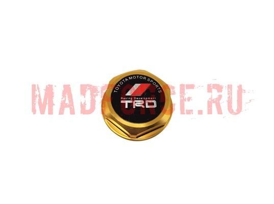 Крышка масляная TRD Style