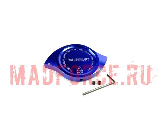 Накладка на крышку радиатора RALLI ART Style