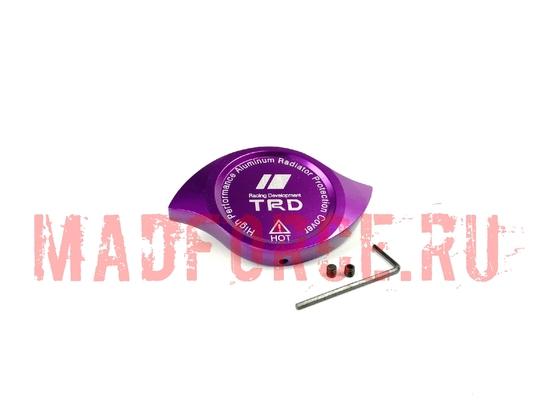 Накладка на крышку радиатора TRD Style