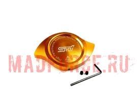 Накладка на крышку радиатора STi Style