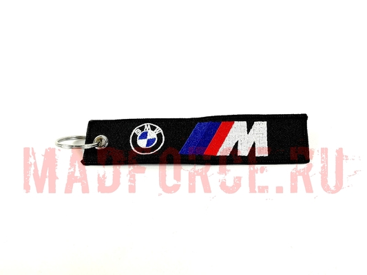 Брелок тканевый BMW M