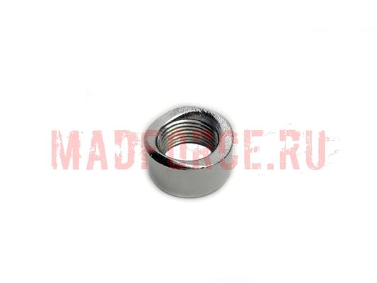 Адаптер для вварки кислородного датчика M18*1.5 подрезанный сталь