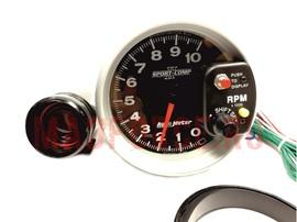 Тахометр Autometer Sport-Comp II style 5