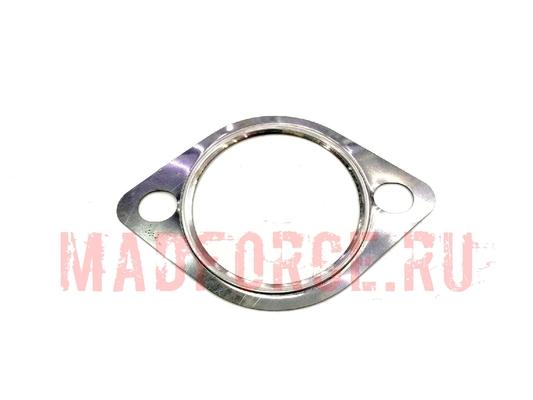 Прокладка под фланец 2 болта с кольцом (нержа)