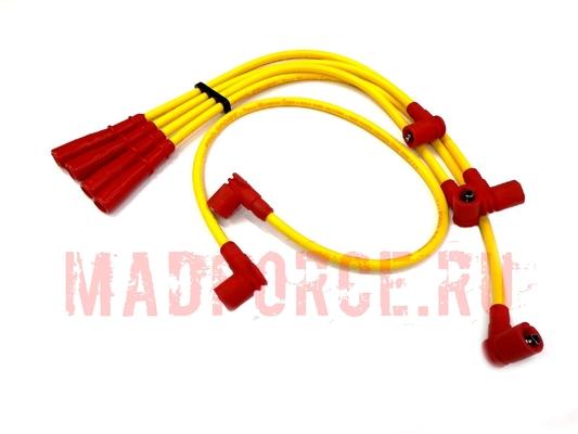 Провода ВВ 2106-07, Нива, желт RS-01029