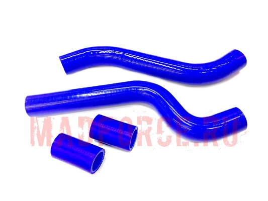 Патрубки силиконовые 2108-2113 (карбюратор) 4шт