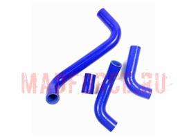 Патрубки силиконовые ВАЗ 2101-2105/07 (медный радиатор) 4шт