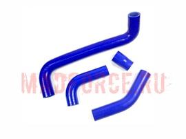 Патрубки силиконовые ВАЗ 2105-06 (алюминиевый радиатор) 4шт