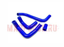 Патрубки силиконовые ВАЗ 2121 (НИВА) 4шт