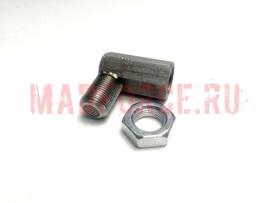 Обманка с катализатором ЕВРО-5 керамика угловая