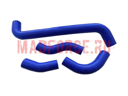 Патрубки силиконовые ВАЗ 21213-214 инжектор (НИВА) 4шт