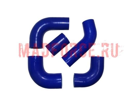 Патрубки силиконовые ГАЗ-3302 (ЗМЗ405 Евро-2) 5шт