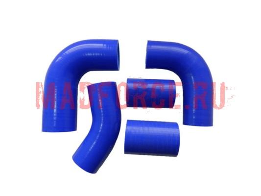 Патрубки силиконовые УАЗ-452/469 (4215 100лс) 5шт