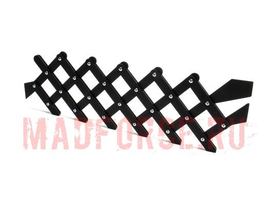 Решетка на задние боковые стекла 2101-07